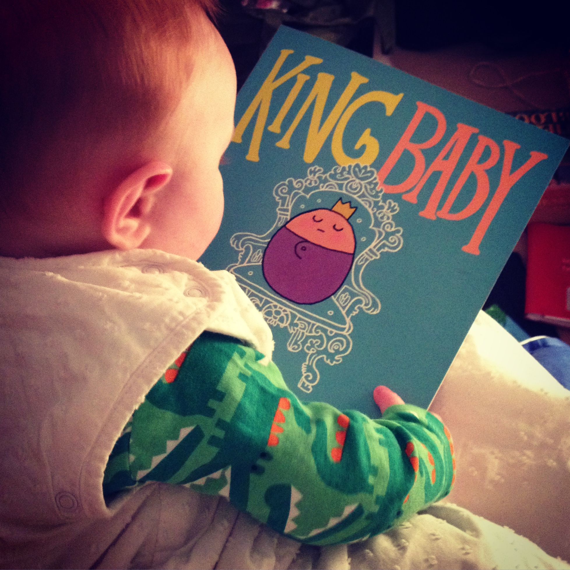 Books with Baby