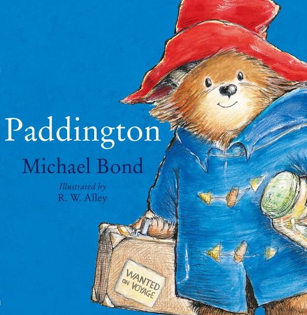 Paddington Picture Book PB.indd