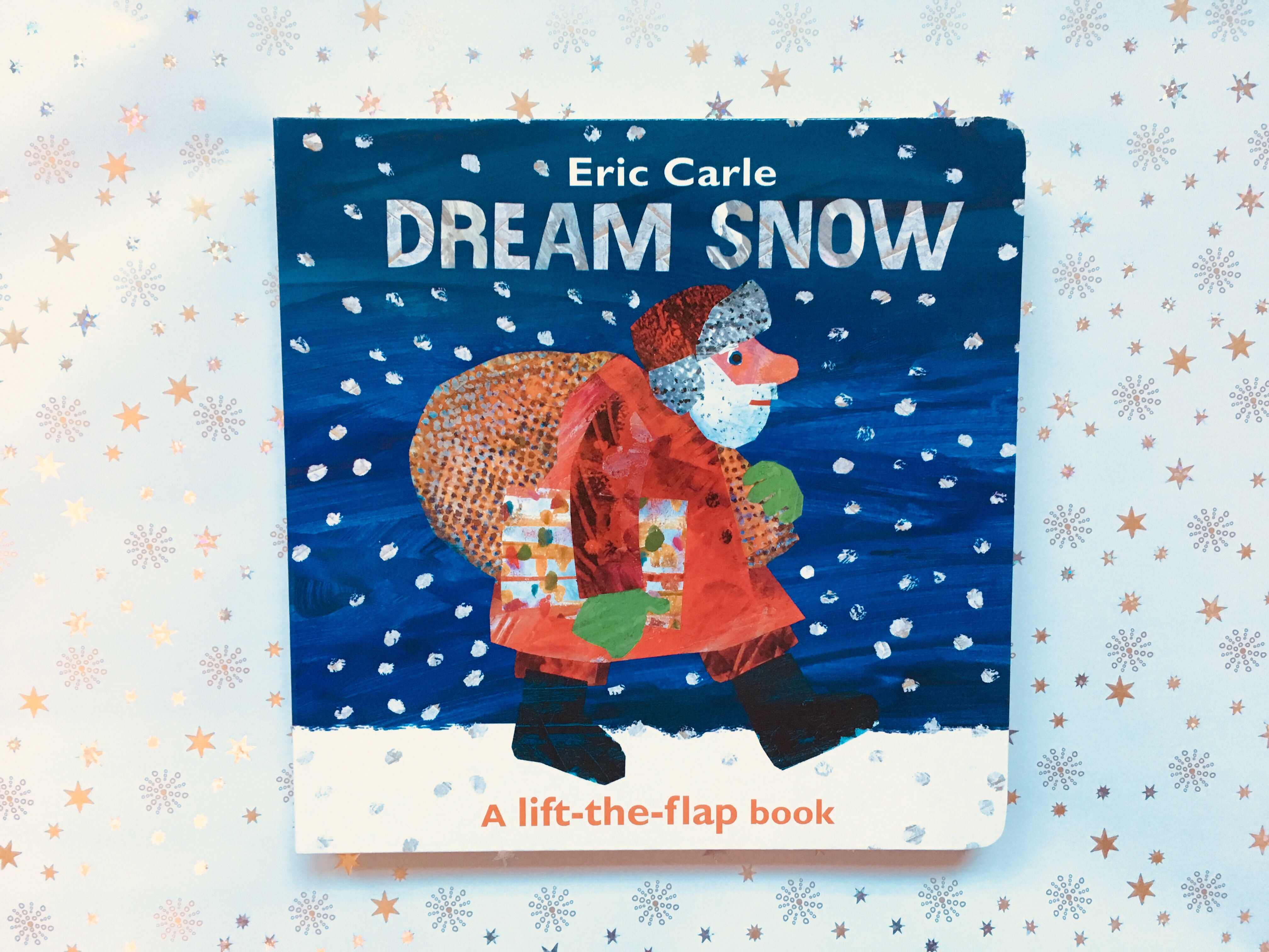 2 dream snow by eric carle 699 puffin - Books About Santa Claus 2