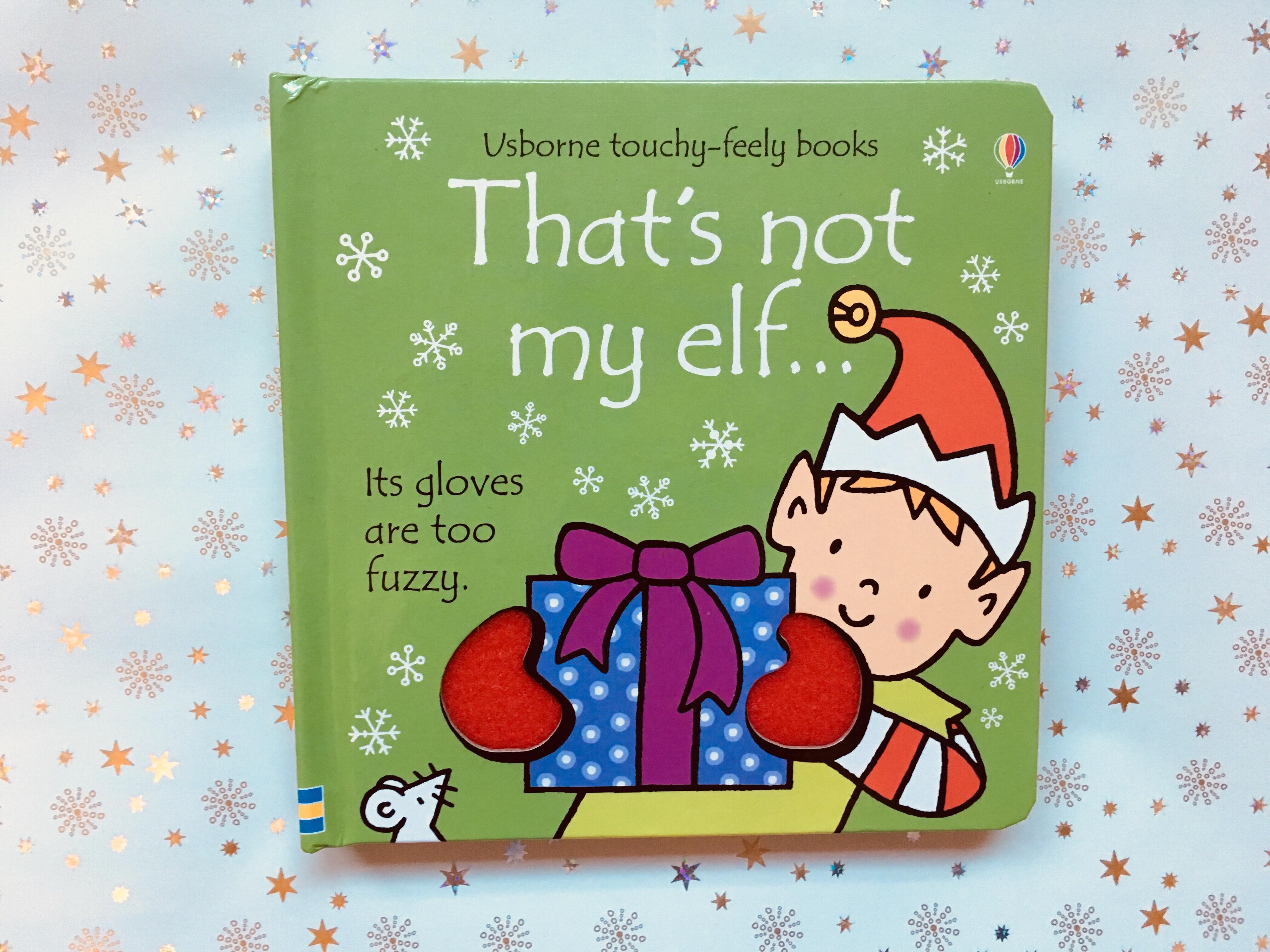 That's Not My Elf
