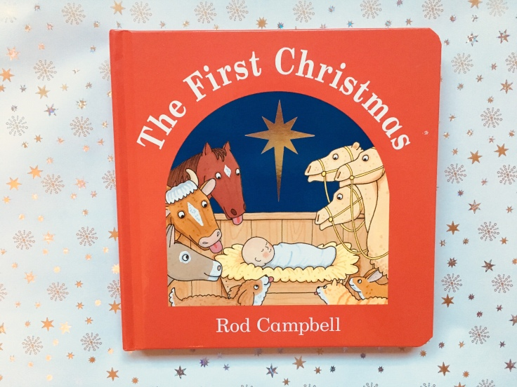 The First Christmas by Rod Campbell