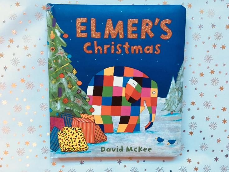 Elmer's Christmas by David McKee