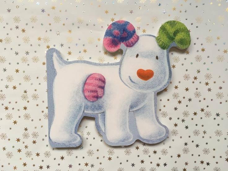 Snow Dog by Raymond Briggs