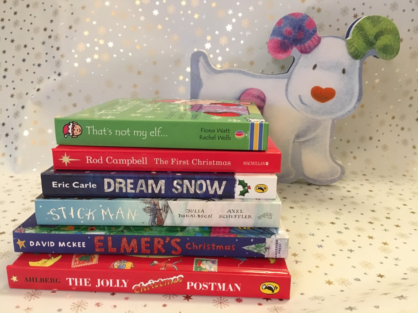 7 of the best christmas board books