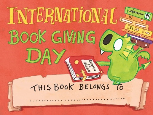 International Books Giving Day 2018