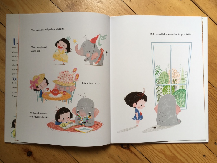 Ella Who? by Linda Ashman, illustrated by Sara Sanchez