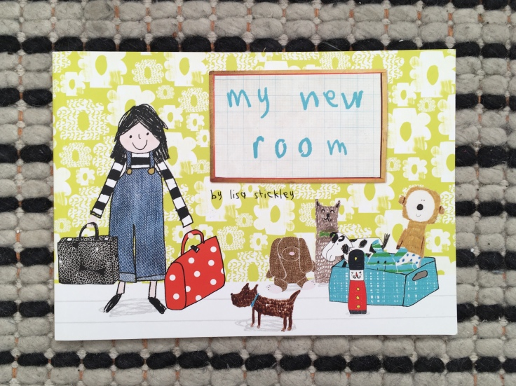 Cover of My New Room by Lisa Stickley