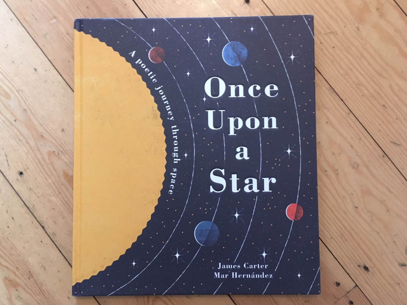 Once Upon A Star by James Carter and Mar Hernandez