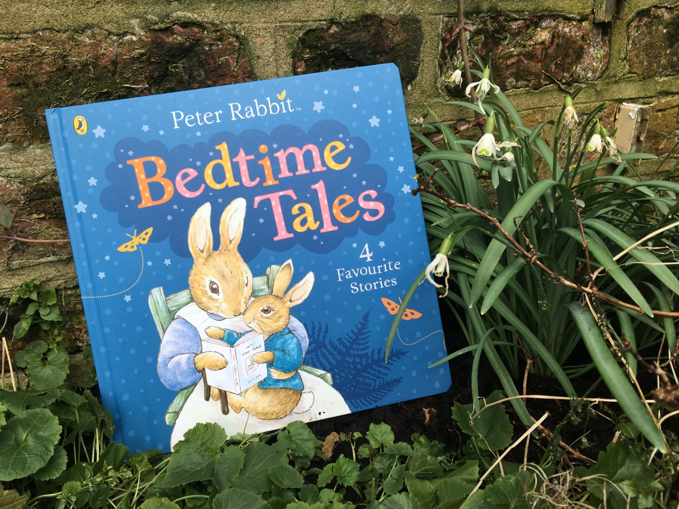 Peter Rabbit Bedtime Tales by Beatrix Potter