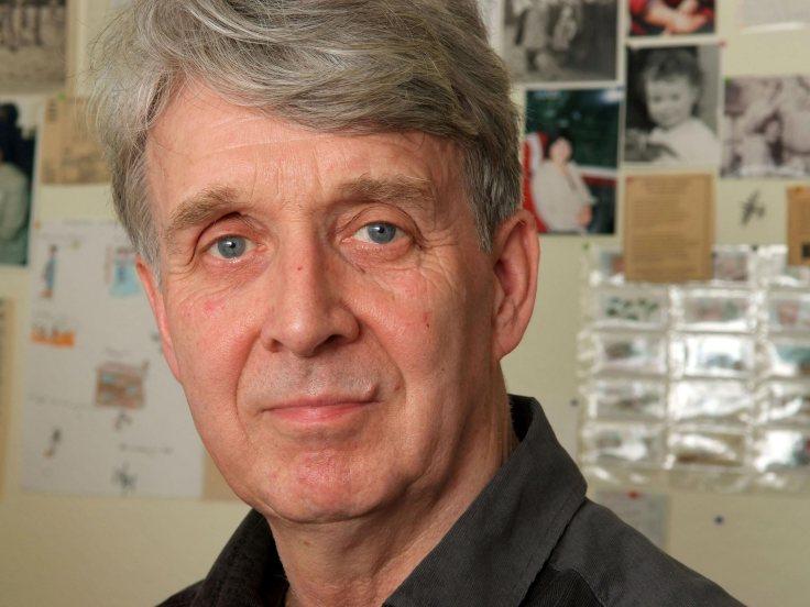Author Allan Ahlberg