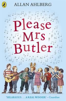 Mrs Butler