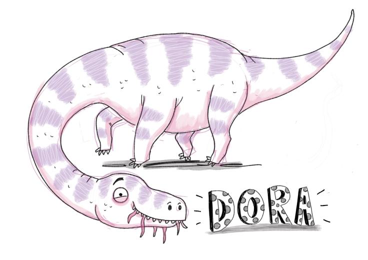 Dora sketch