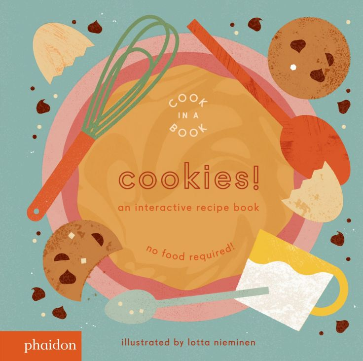 Cook In a Book - Cookies