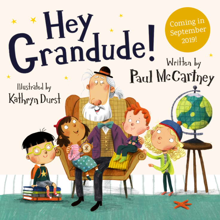Hey Grandude by Paul McCartney