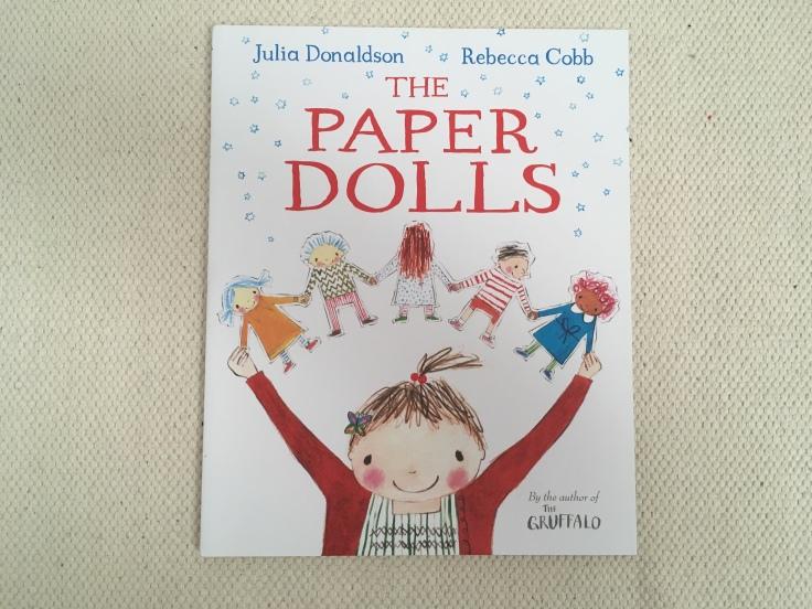 The Paper Dolls by Julia Donaldson and Rebecca Cobb