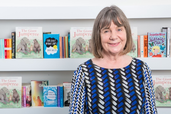 Author Julia Donaldson (Picture by Puffin Books)