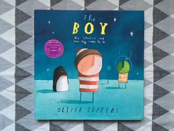 The Boy by Oliver Jeffers