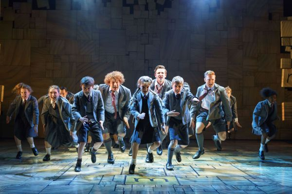 Matilda The Musical. Photo by Manuel Harlan