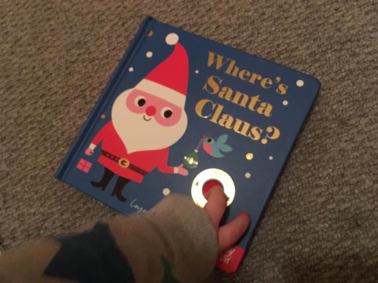 Where's Santa Claus by Ingela P. Arrenhius