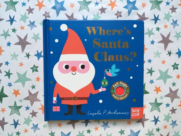 Where's Santa Claus? by Ingela P Arrhenius