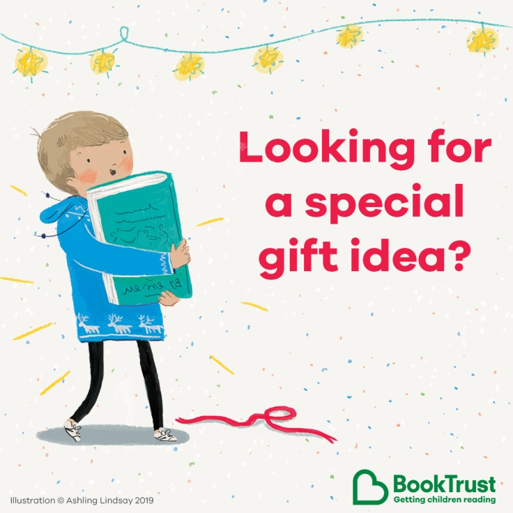Booktrust Christmas appeal 2019
