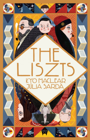 The Lizts by Kyo Maclear and Julia Sarda