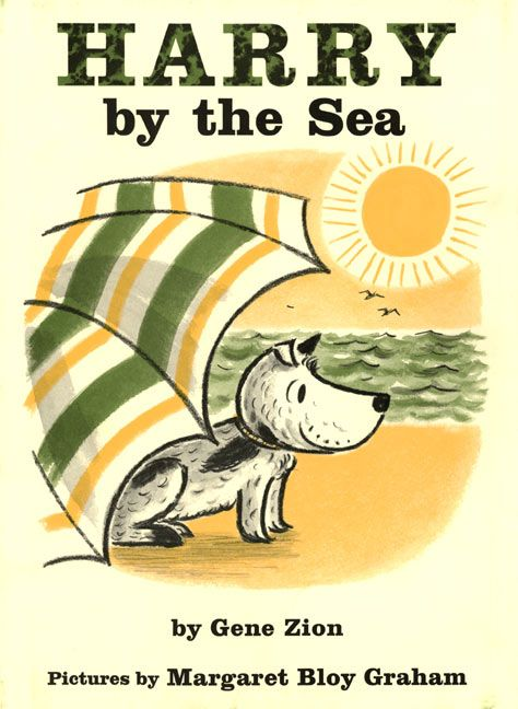 Harry By The Sea by Gene Zion and Margaret Bloy Graham